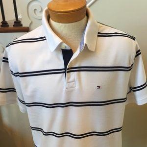 Tommy Hilfiger XL Short Sleeve Polo(LIKE NEW)